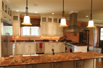 Traditional House Plan Kitchen Photo 09 - 024S-0025 | House Plans and More