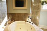 Country French Home Plan Master Bathroom Photo 03 - 024S-0025 | House Plans and More