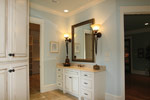 Country French Home Plan Master Bathroom Photo 05 - 024S-0025 | House Plans and More