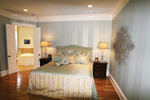 Country French Home Plan Master Bedroom Photo 01 - 024S-0025 | House Plans and More