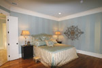 Waterfront Home Plan Master Bedroom Photo 10 - 024S-0025 | House Plans and More