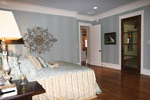 Country French Home Plan Master Bedroom Photo 08 024S-0025