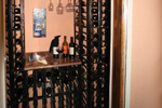Arts and Crafts House Plan Wine Cellar Photo - 024S-0025 | House Plans and More