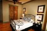 Vacation Home Plan Bedroom Photo 01 - 024S-0026 | House Plans and More