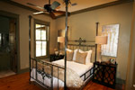Vacation Home Plan Bedroom Photo 03 - 024S-0026 | House Plans and More