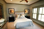 Vacation Home Plan Bedroom Photo 06 - 024S-0026 | House Plans and More
