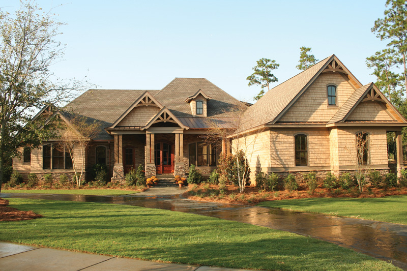 Dickerson Creek Rustic Home Plan 024s 0026 House Plans