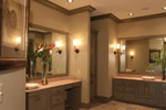 Waterfront Home Plan Master Bathroom Photo 03 - 024S-0026 | House Plans and More