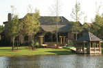 Waterfront Home Plan Rear Photo 01 - 024S-0026 | House Plans and More