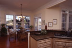 Waterfront Home Plan Breakfast Room Photo 01 - 024S-0037 | House Plans and More