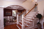 Colonial Floor Plan Entry Photo 01 - 024S-0037 | House Plans and More