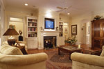 Colonial House Plan Family Room Photo 02 - 024S-0037 | House Plans and More