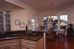 Sunbelt Home Plan Kitchen Photo 02 - 024S-0037 | House Plans and More