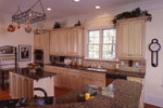 Waterfront Home Plan Kitchen Photo 04 - 024S-0037 | House Plans and More