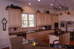 Waterfront Home Plan Kitchen Photo 07 - 024S-0037 | House Plans and More
