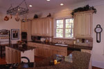 Sunbelt Home Plan Kitchen Photo 08 - 024S-0037 | House Plans and More