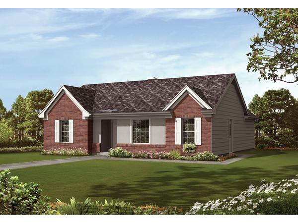 Wellington Farm Ranch Home Plan 025d 0001 House Plans