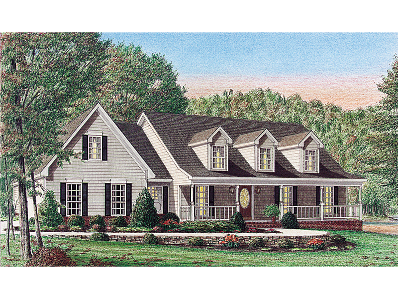 Haversport Southern Country Home Plan 025d 0019 House