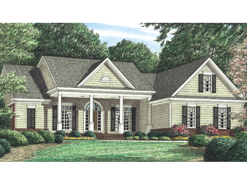 Plantersville traditional home plan 025d 0034 house for Sunroom floor plans