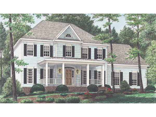 Western Hills Luxury Home Plan 025d 0057 House Plans And