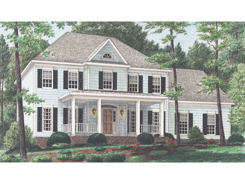 Western Hills Luxury Home Plan 025D-0057 | House Plans and More