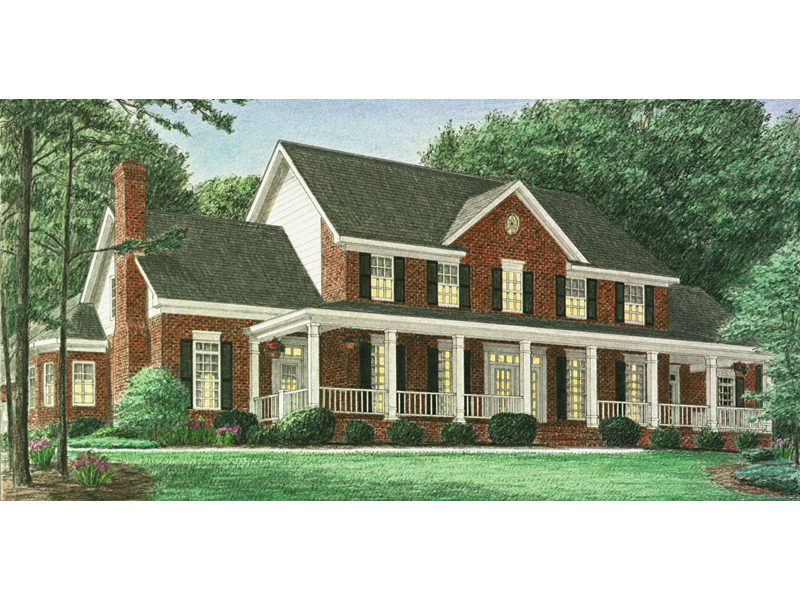 Hindmann southern farmhouse plan 025d 0059 house plans Southern farmhouse plans