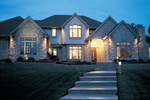 European House Plan Front Photo 01 - 026D-0171 | House Plans and More