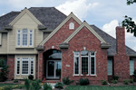 Luxury House Plan Front Photo 04 - 026D-0171 | House Plans and More