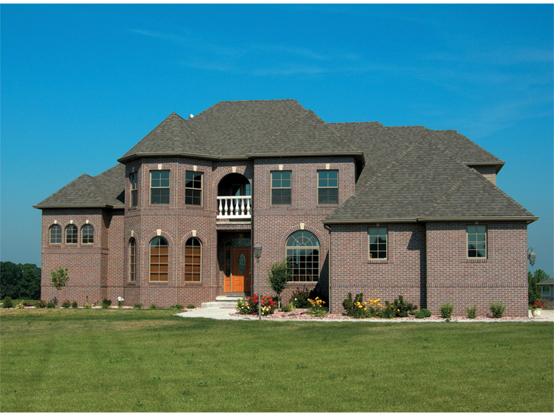 European House Plan Front Photo 01 - 026D-0175 | House Plans and More