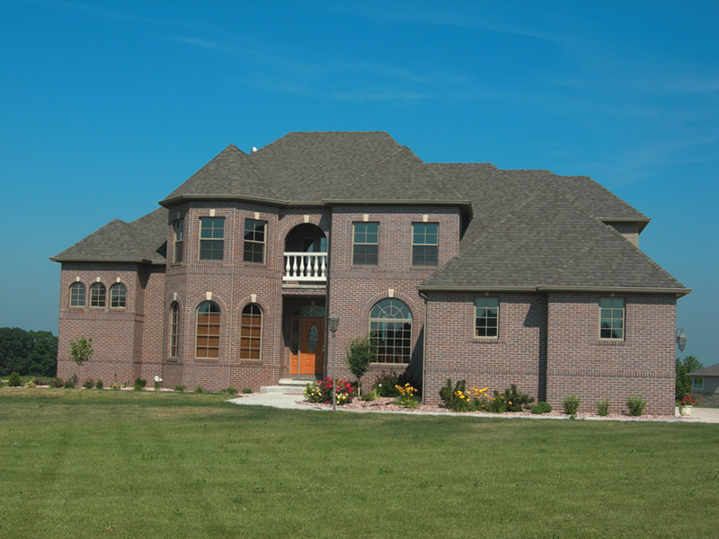 European House Plan Front Photo 04 - 026D-0175 | House Plans and More