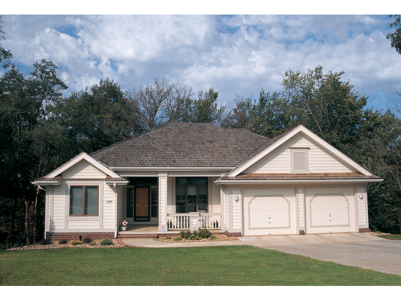 Penny Hill Country Ranch Home Plan 026D 0185 House Plans