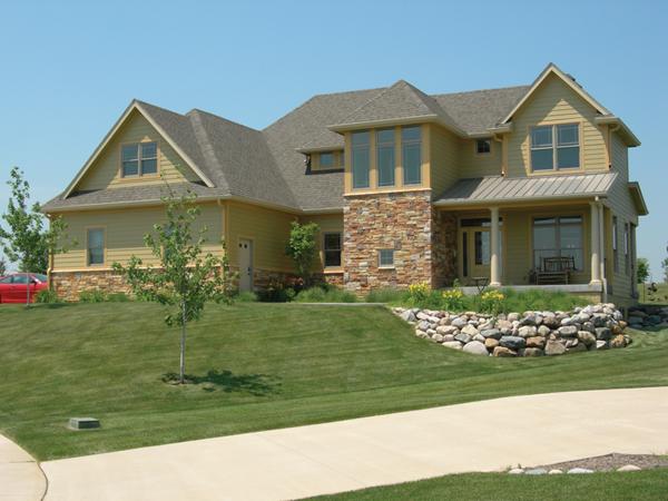 Maple Park Prairie Style Home Plan 026d 0244 House Plans