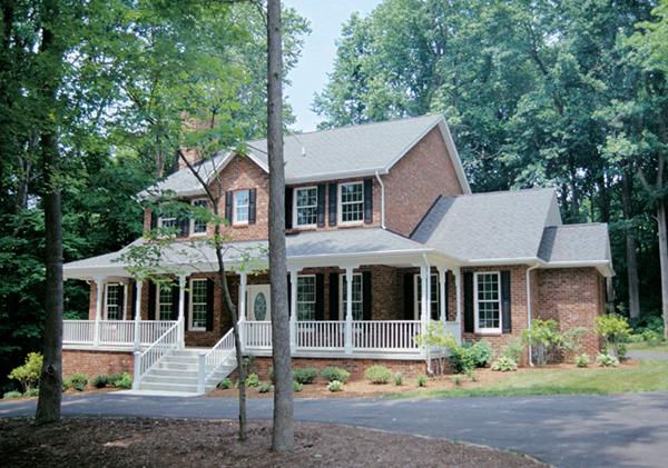 Southern Luxury Home Plans   Free Online Image House Plans    Brick Luxury House Plans With Porches on southern luxury home plans