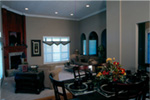 Traditional House Plan Great Room Photo 01 - 026D-0929 | House Plans and More