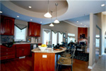 Traditional House Plan Kitchen Photo 01 - 026D-0929 | House Plans and More