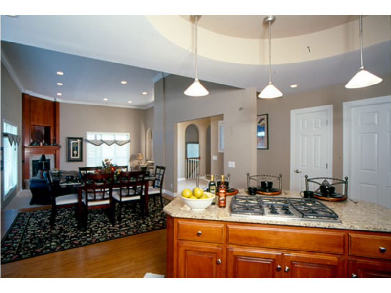 Traditional House Plan Kitchen Photo 02 - 026D-0929 | House Plans and More