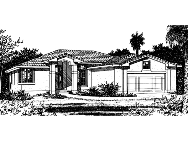 San bonita sunbelt home plan 026d 1001 house plans and more for Sunbelt homes