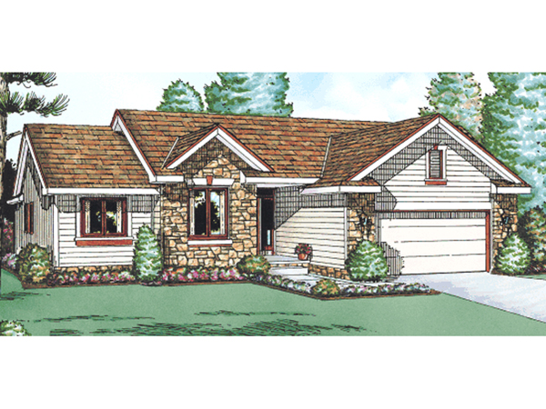 Long Prairie Ranch Home Plan 026d 1104 House Plans And More