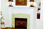 Southern House Plan Fireplace Photo 01 - 026D-1324 | House Plans and More