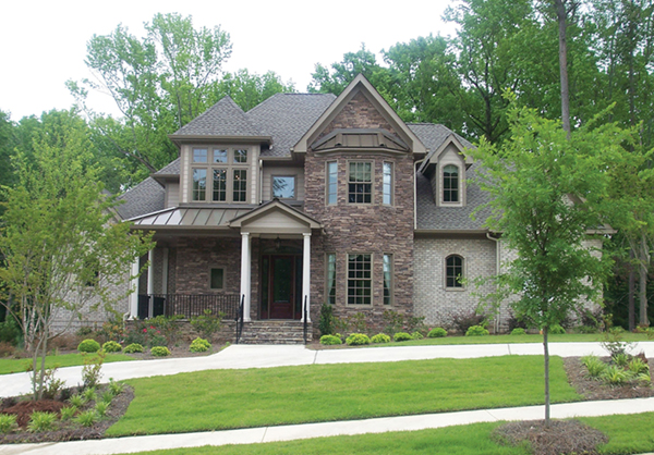 Naperville european style home plan 026d 1324 house for European homes