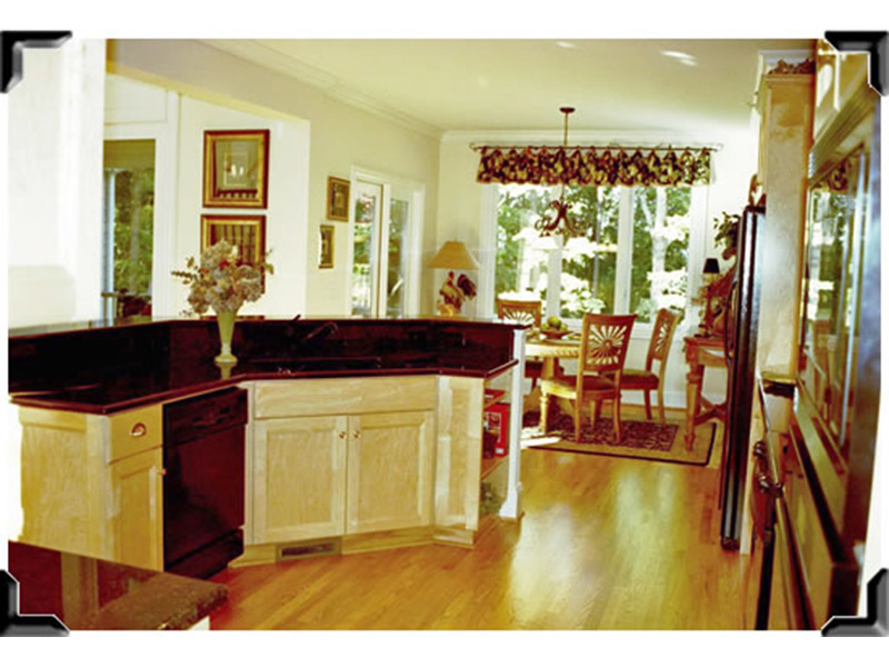 Southern House Plan Kitchen Photo 02 - 026D-1324 | House Plans and More