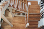 Southern House Plan Stairs Photo - 026D-1324 | House Plans and More