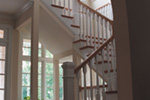 Southern House Plan Stairs Photo 01 - 026D-1324 | House Plans and More