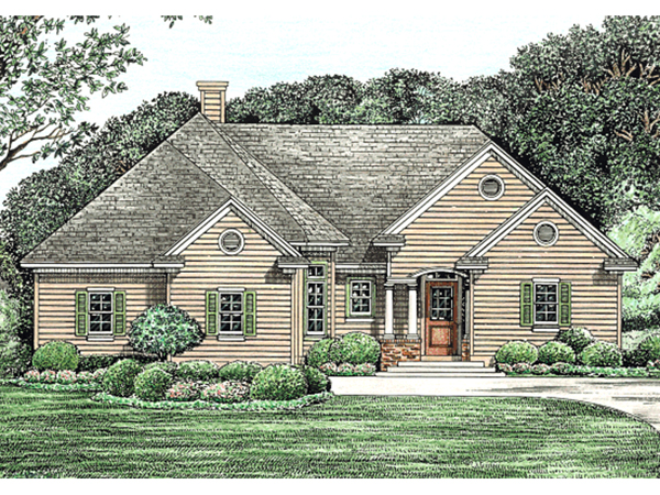 Morton creek ranch home plan 026d 1346 house plans and more for Morton creek ranch