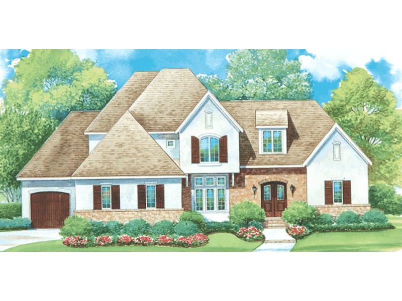 Culver luxury european home plan 026d 1404 house plans for Luxury european home plans
