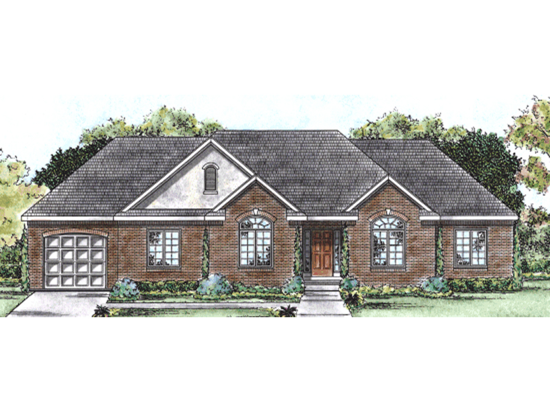 Taswell traditional ranch home plan 026d 1671 house for Traditional ranch home plans