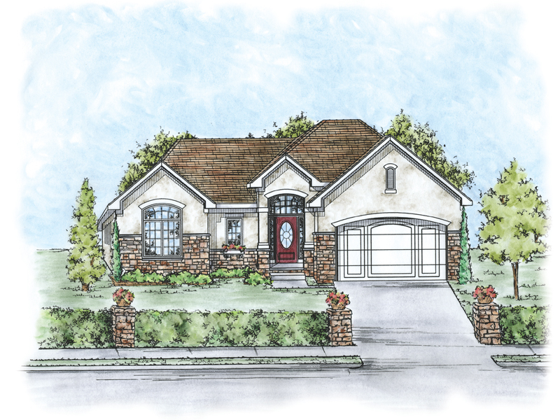 Everly Ranch Home Plan 026d 1691 House Plans And More