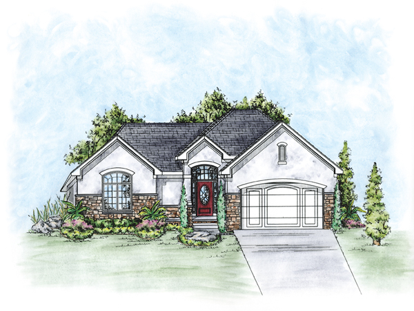 Sutherland ranch home plan 026d 1696 house plans and more for Sutherlands house plans