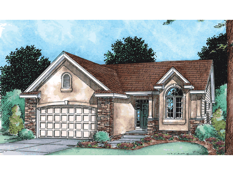 Harlan ranch home plan 026d 1732 house plans and more for Harlan ranch