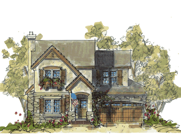 Portland Peak Rustic Home Plan 026d 1844 House Plans And